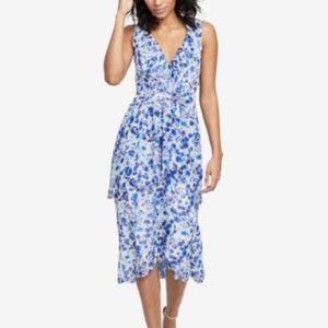 RACHEL RACHEL ROY Floral Ruffle Dress